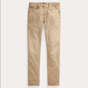 Ralph Lauren Polo Pants Khaki Chino Jeans 48 32